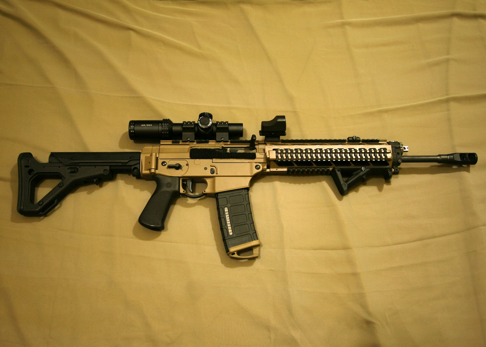 CGS Wants to See Your Custom 556s! | Page 2 | SIG Sauer 556 Forum